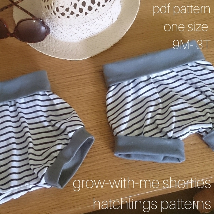 hatchlings patterns (2)