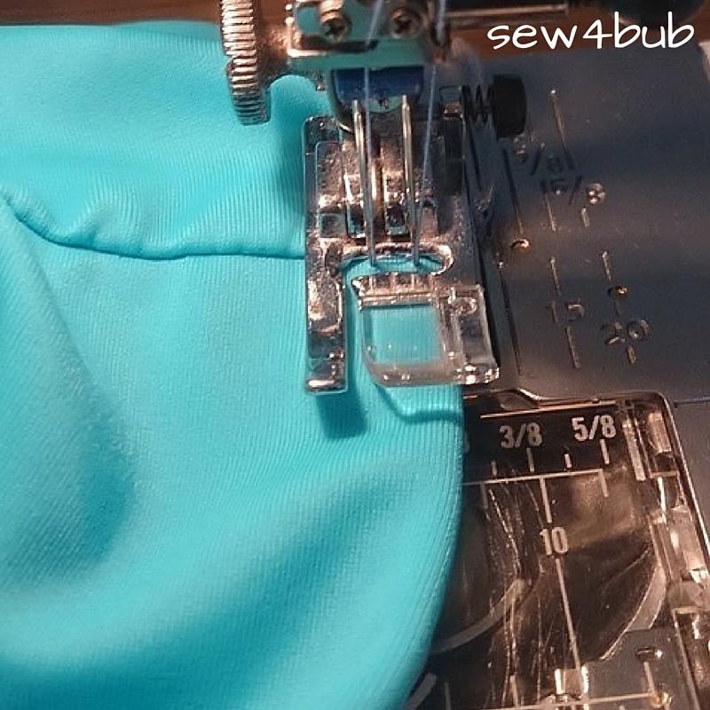 FREE Swim bottoms sewing pattern sizes 2 - 10 at sew4bub