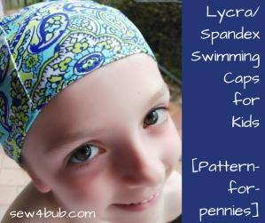 Swimming Caps for kids2