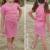 2 x t-shirt = summer dress tutorial sew4bub.com