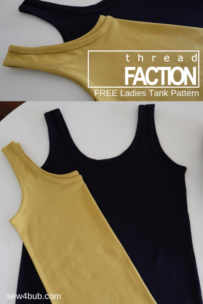 FREE Ladies Tank Pattern (2)